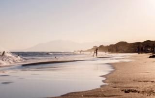 Las mejores 5 playas de Marbella - Playa de Cabopino