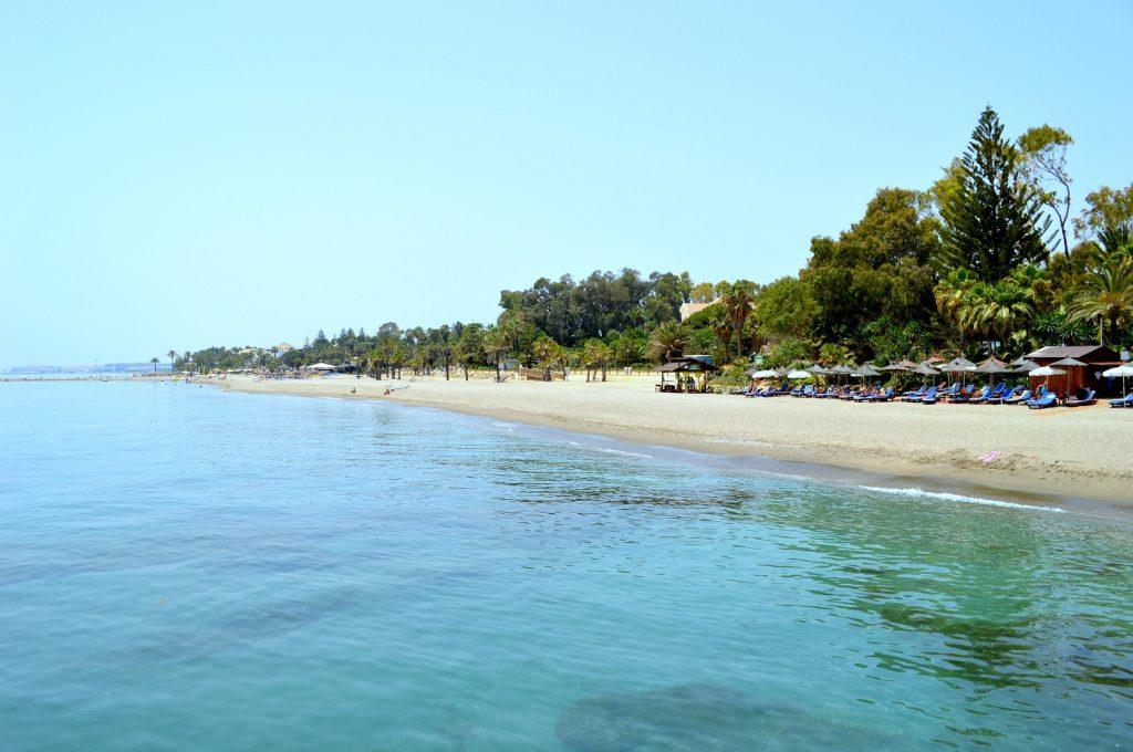 Las mejores 5 playas de Marbella - Bounty Beach.