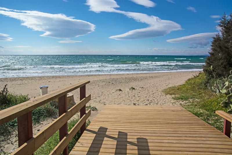 Las mejores 5 playas de Marbella - Playa del Alicate.