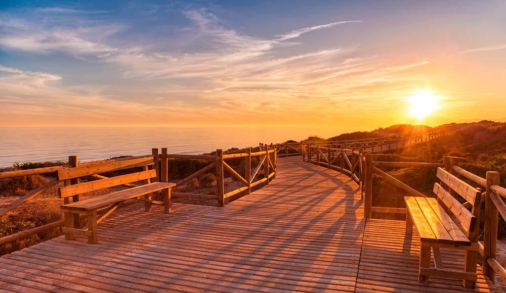 Ruta en bicicleta por el paseo marítimo de Marbella - Hoteles Monarque